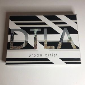 Lorac DTLA Urban Artist Eye & Cheek palette NIB